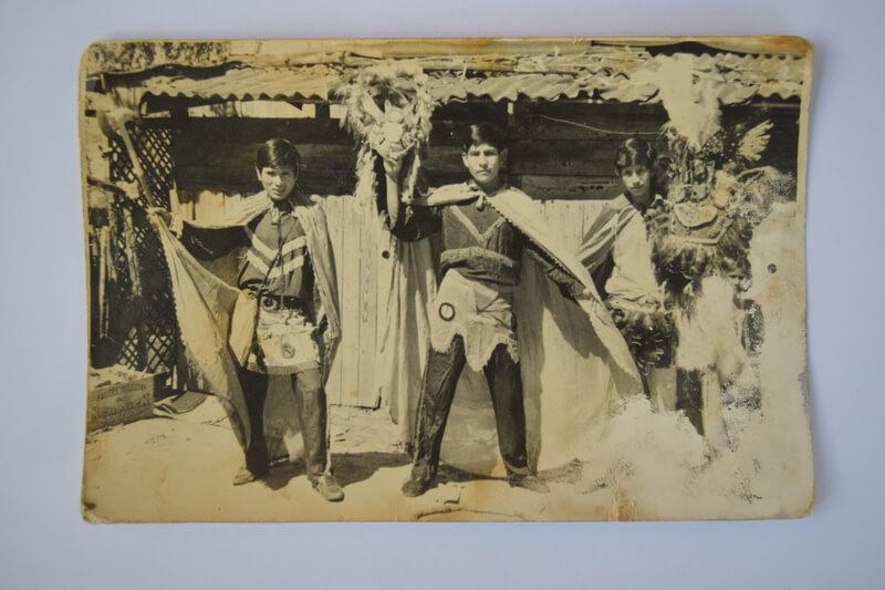 Indios Kiowas