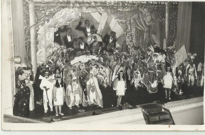 Apertura de los indios Kiowas en el Teatro Nilo, 30 de agosto.