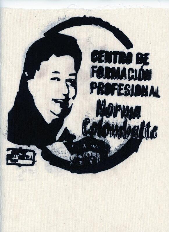 Centro de Formación Profesional Norma Colombato, La poderosa