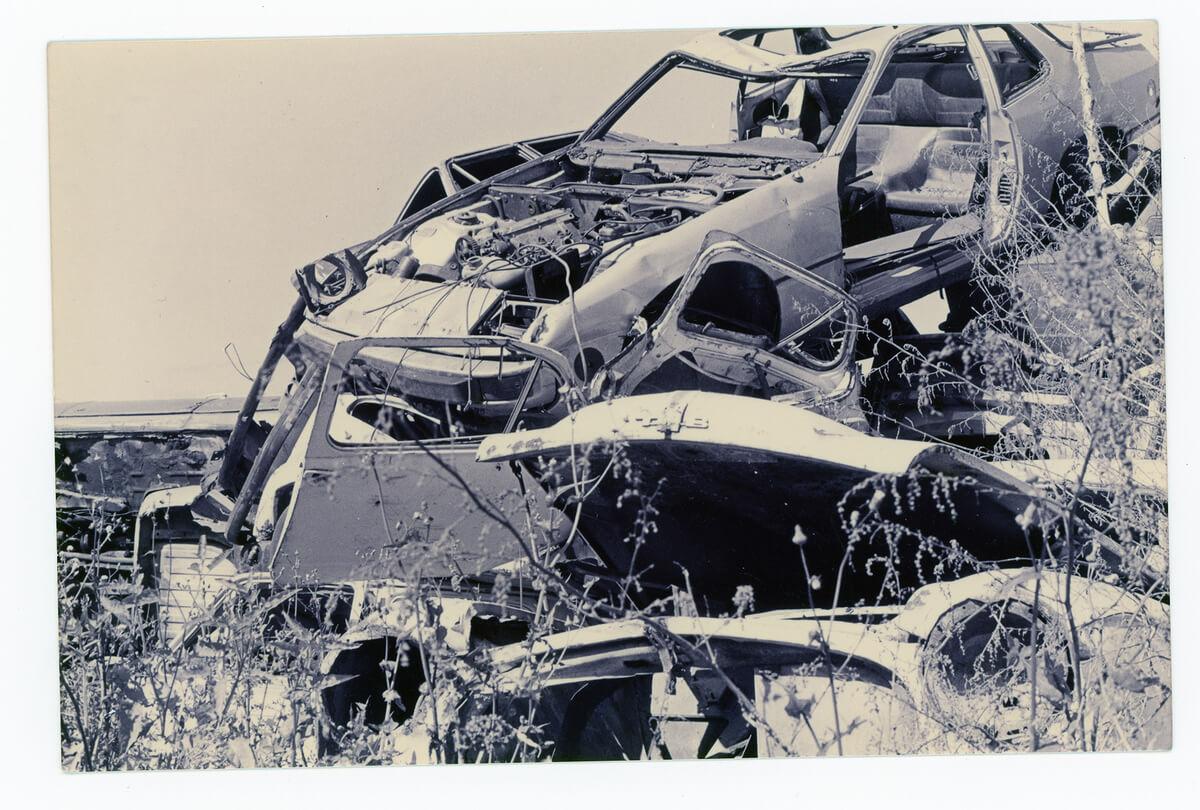 El cementerio de autos