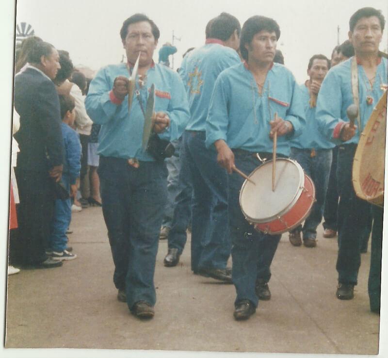 Zampoñeros