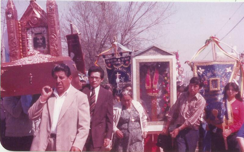 Misa y procesión