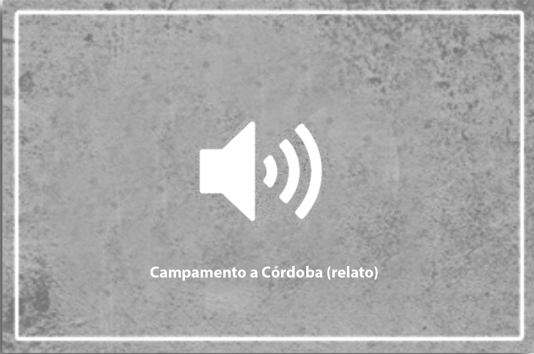 Campamento a Córdoba (relato)